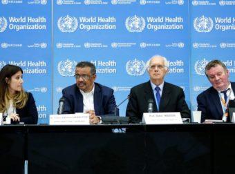 Más del 50% de los casos de coronavirus que se han dado en China se encuentran estables
