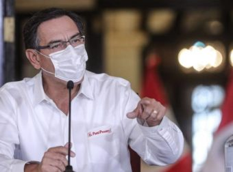 Presidente Vizcarra: Lunes, miércoles y viernes: Varones  Martes, Jueves y Sábado: Mujeres  Domingo: nadie puede circular.