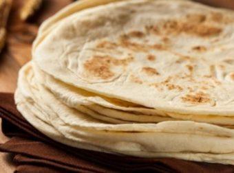 Prepara un rico Pan Arabe casero con y sin horno!