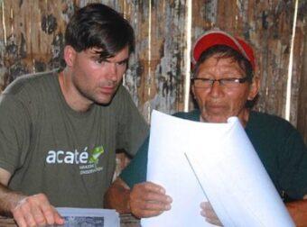 Tribu amazónica: