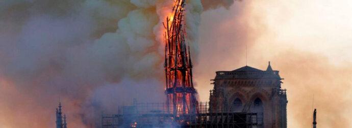 Francia: Conoce sobre el Incendio en Notre Dame, la angustia que se vivío en París